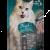 Leonardo φακελάκι γάτας με ψάρι και γαρίδες 85gr