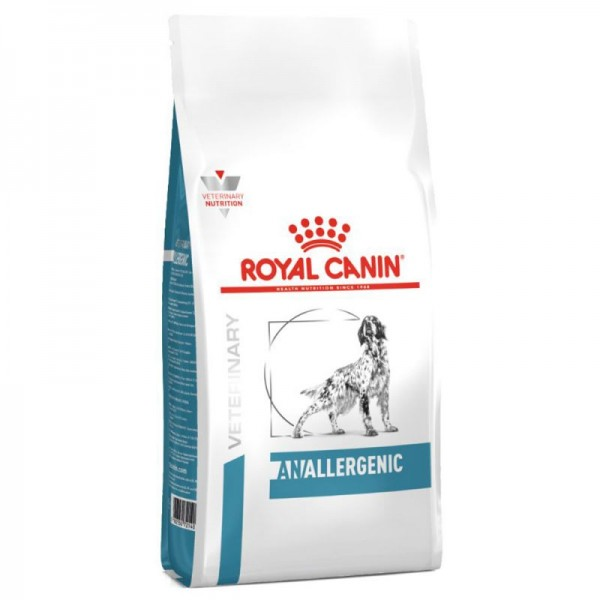 Royal Canin Veterinary Diet - Canine Anallergenic 8kg Κλινικές Τροφές - Δίαιτες