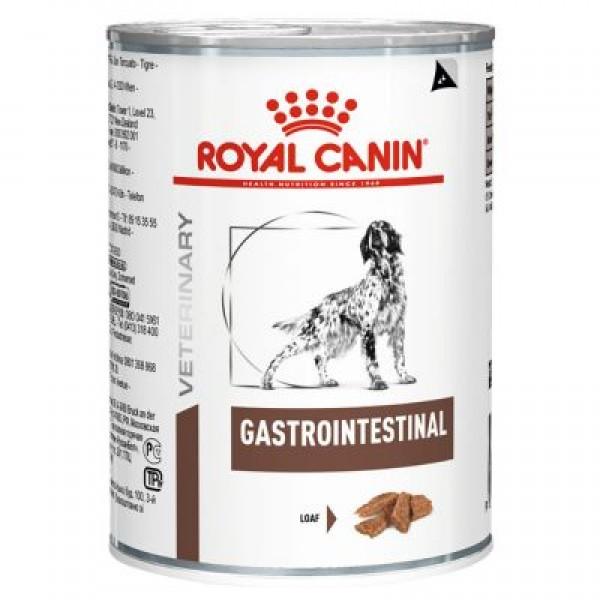 Royal Canin Veterinary Diet - Gastro Intestinal Wet (400gr Υγρή τροφή/Κονσέρβα) Τροφές