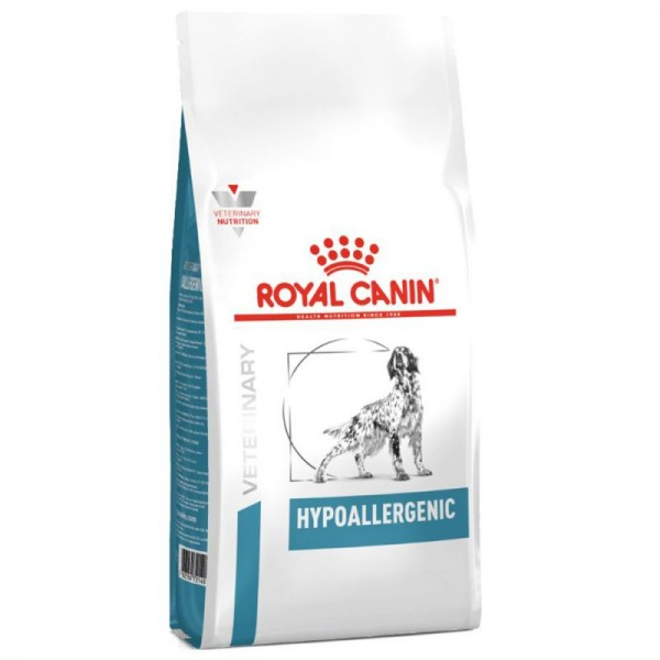 Royal Canin Veterinary Diet - Canine Hypoallergenic 7kg Κλινικές Τροφές - Δίαιτες