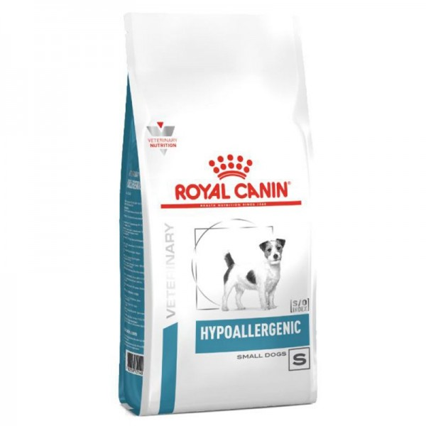 Royal Canin Veterinary Diet - Canine Hypoallergenic Small Dog 1kg Κλινικές Τροφές - Δίαιτες