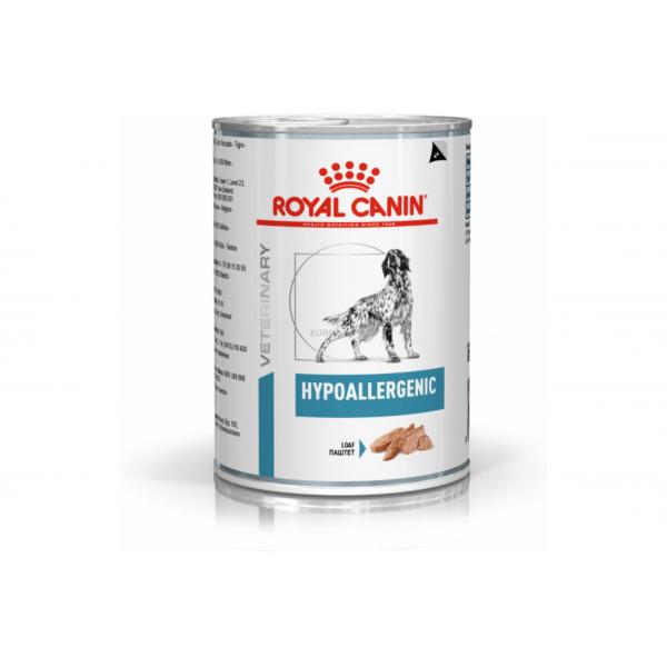 Royal Canin Veterinary Diet - Canine Hypoallergenic 400gr Κλινικές Τροφές - Δίαιτες