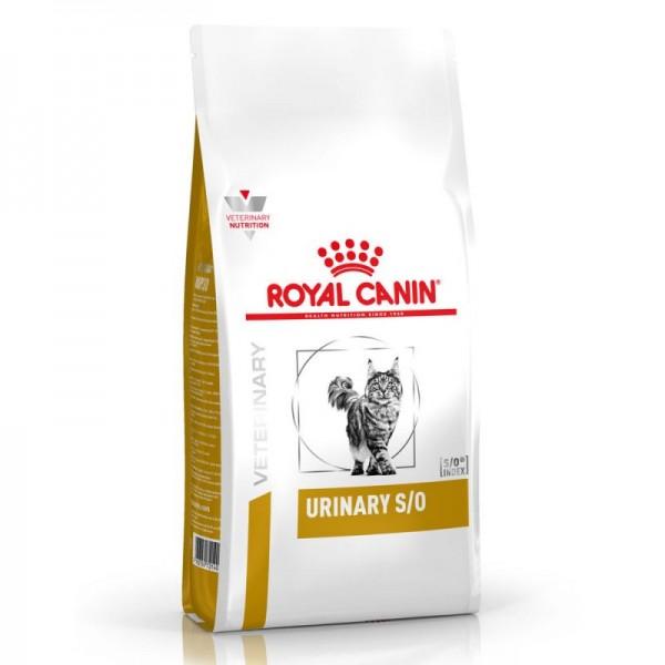 Royal Canin Veterinary Diet - Urinary S/O LP 34 (1,5kg Ξηρή τροφή) Τροφές