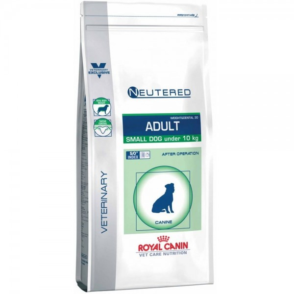 Royal Canin Veterinary Care Nutrition - Neutered Adult Small Dog (1,5kg Ξηρή τροφή) Τροφές