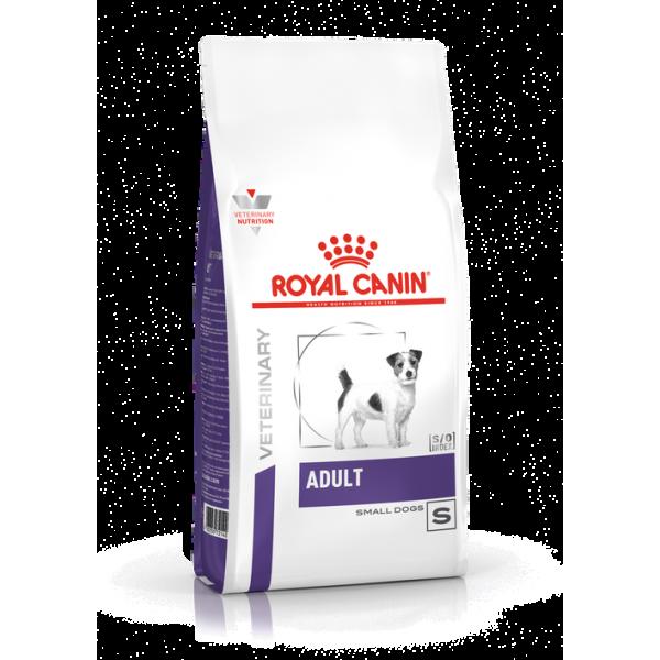 Royal Canin Veterinary Health Nutrition - Canine Adult Small 2kg