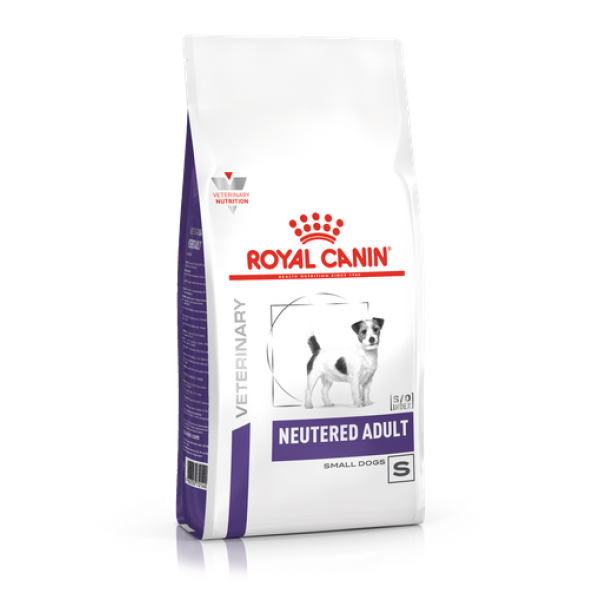 Royal Canin Veterinary Health Nutrition - Canine Neutered Adult Small 3.5kg Κτηνιατρικές Τροφές