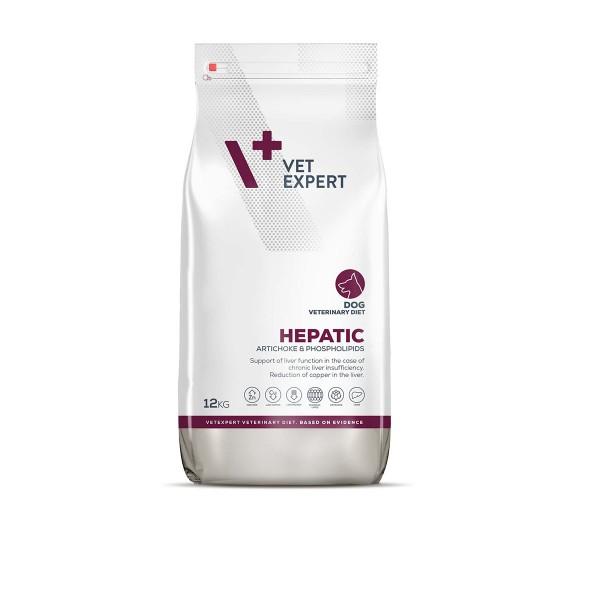 VetExpert - Hepatic Dog 12kg Κλινικές Τροφές - Δίαιτες