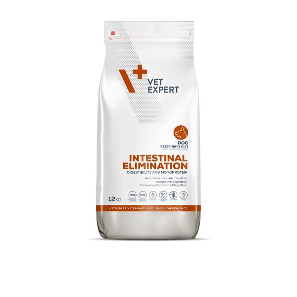 VetExpert - Intestinal Elimination Dog 12kg Κλινικές Τροφές - Δίαιτες
