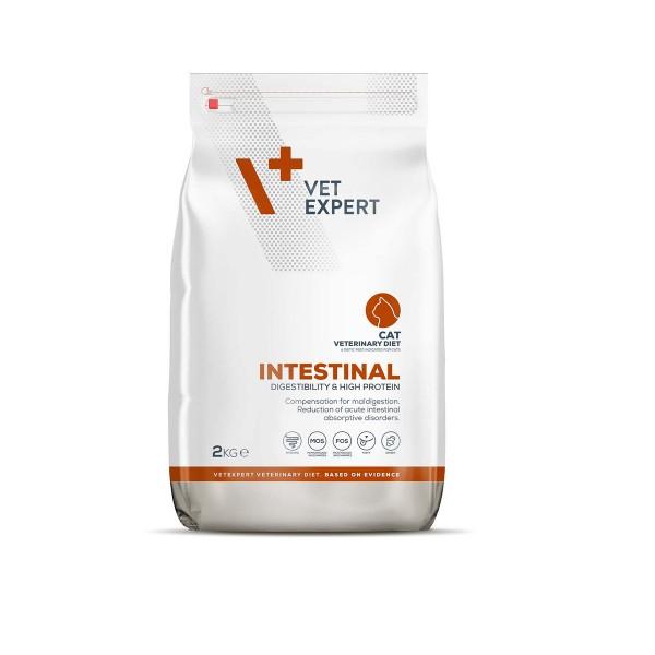 VetExpert - Intestinal Cat 2kg Κλινικές Τροφές - Δίαιτες