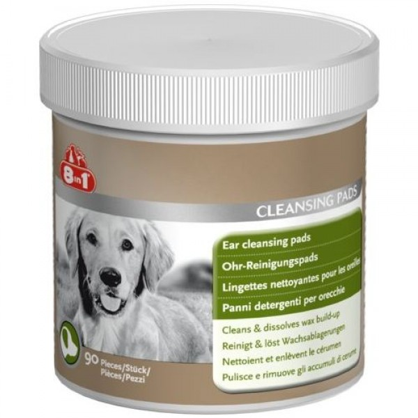 8in1 Ear Cleansing Pads Πανάκια Καθαρισμού Αυτιών Παραφαρμακευτικά Προϊόντα