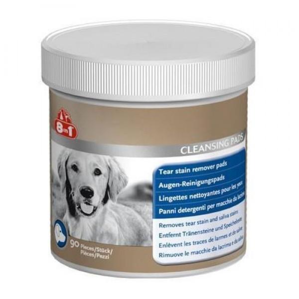 8in1 Tear Cleansing Pads Πανάκια Καθαρισμού Ματιών Παραφαρμακευτικά Προϊόντα