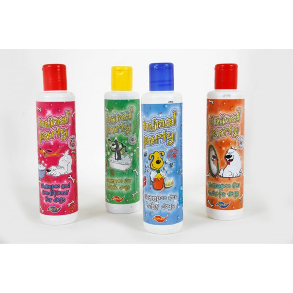 Animal Party Σαμπουάν Baby 500ml Παραφαρμακευτικά Προϊόντα