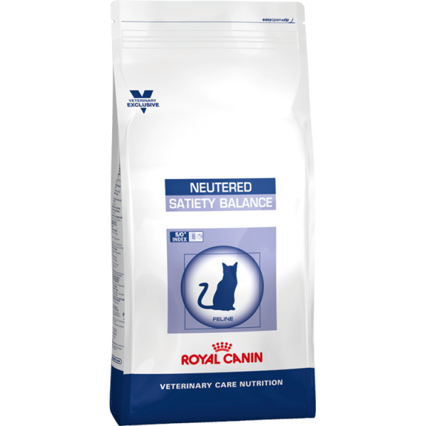 Royal Canin Veterinary Care Nutrition - Neutered Satiety Balance (1,5kg Ξηρή τροφή) Τροφές