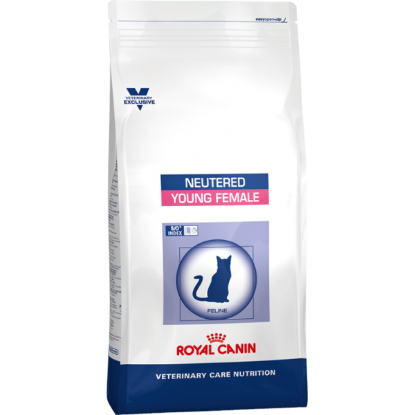 Royal Canin Veterinary Care Nutrition - Neutered Young Female (1,5kg Ξηρή τροφή) Τροφές