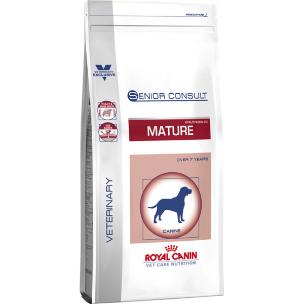 Royal Canin Veterinary Care Nutrition - Mature Dog (new) (10kg Ξηρή τροφή) Τροφές