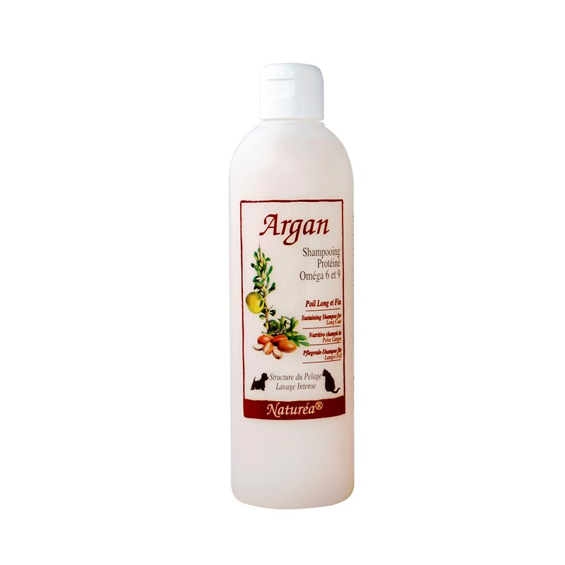 561a1f229b93 NATUREA - Argan Σαμπουάν για Σκύλους και Γάτες Παραφαρμακευτικά Προϊόντα