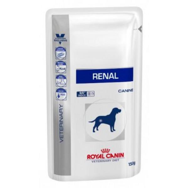 Royal Canin Veterinary Diet - Renal (150gr Υγρή τροφή/Κονσέρβα) Τροφές