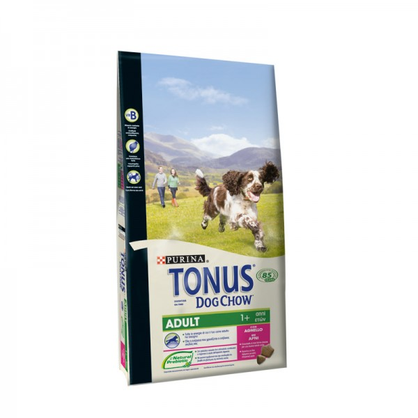Tonus Dog Chow Adult Lamb & Rice (2.5kg) Τροφές