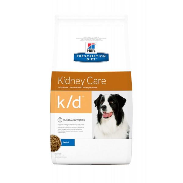 HILL'S Prescription Diet k/d Canine (5kg Ξηρή τροφή) Ξηρή Τροφή