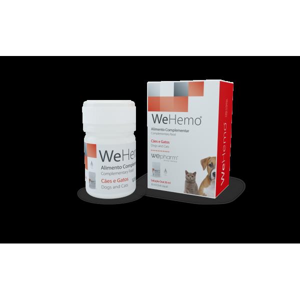 WeHemo - 30ml πόσιμο υγρό Ενίσχυση του Ανοσοποιητικού